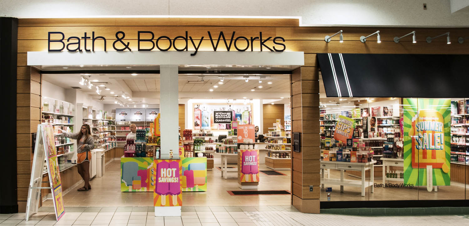 Quincy Town Center Bath and Body Works