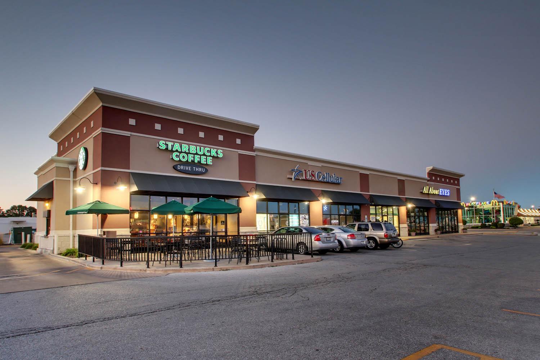 Quincy Town Center Starbucks
