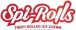 Spi-Rolls Fresh Rolled Ice Cream