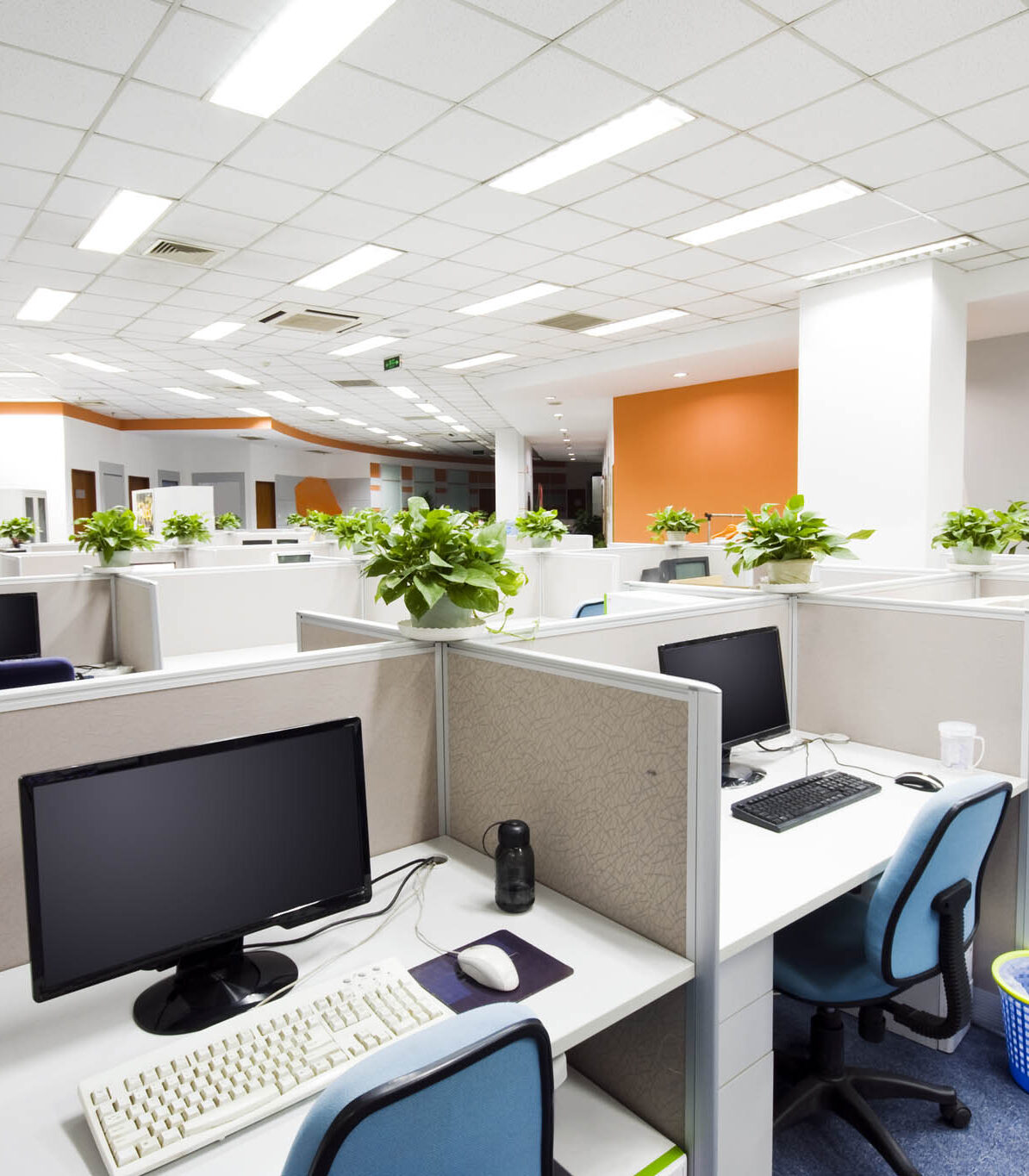 Empty Office Space for Lease